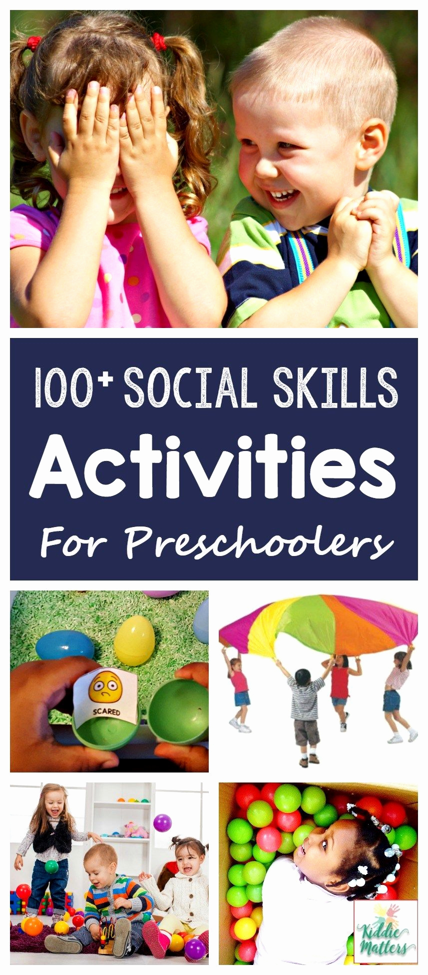 Social Skills Worksheets for Kindergarten Unique 100 social Skills Activities for Preschoolers