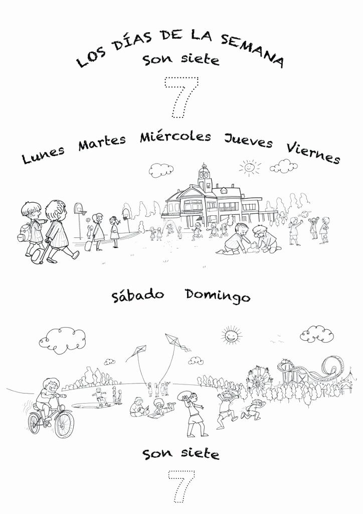 Spanish Kindergarten Worksheets Luxury Free Printable Kindergarten Worksheets In Spanish