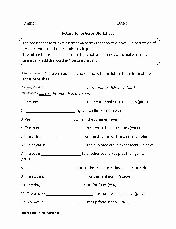 Spanish Present Progressive Worksheets Awesome Present Progressive Spanish Worksheet Answers
