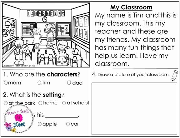 Story Elements Worksheets 2nd Grade Awesome Kindergarten Story Element Worksheets for Reading