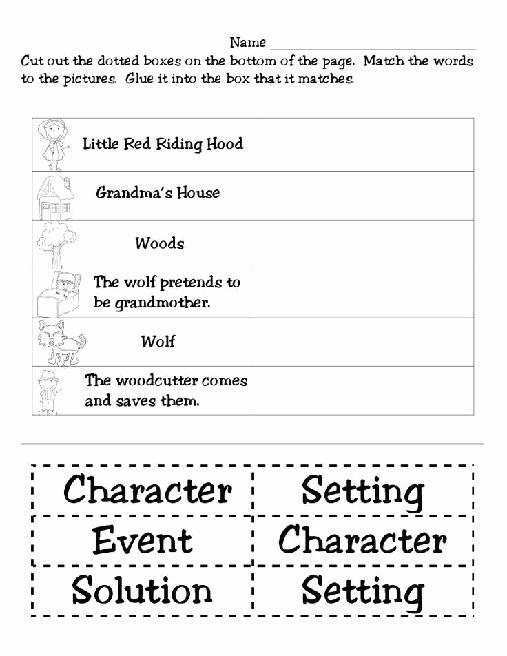 Story Elements Worksheets 2nd Grade Best Of 20 Story Elements Worksheet 2nd Grade