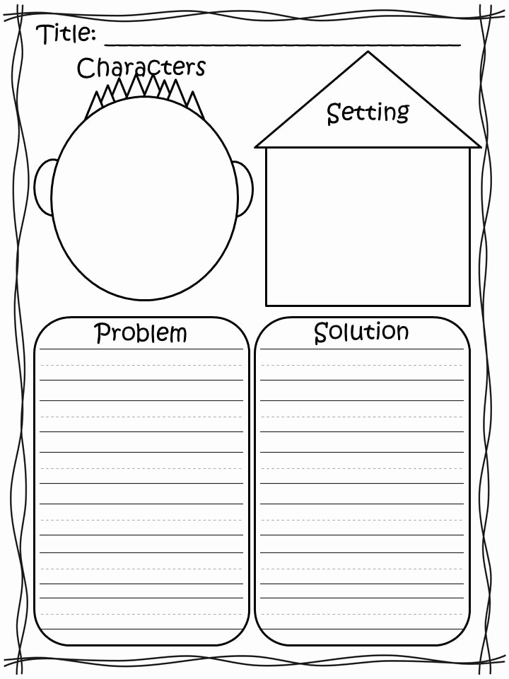 Story Elements Worksheets 2nd Grade Lovely Workshop Wednesday Response to Literature