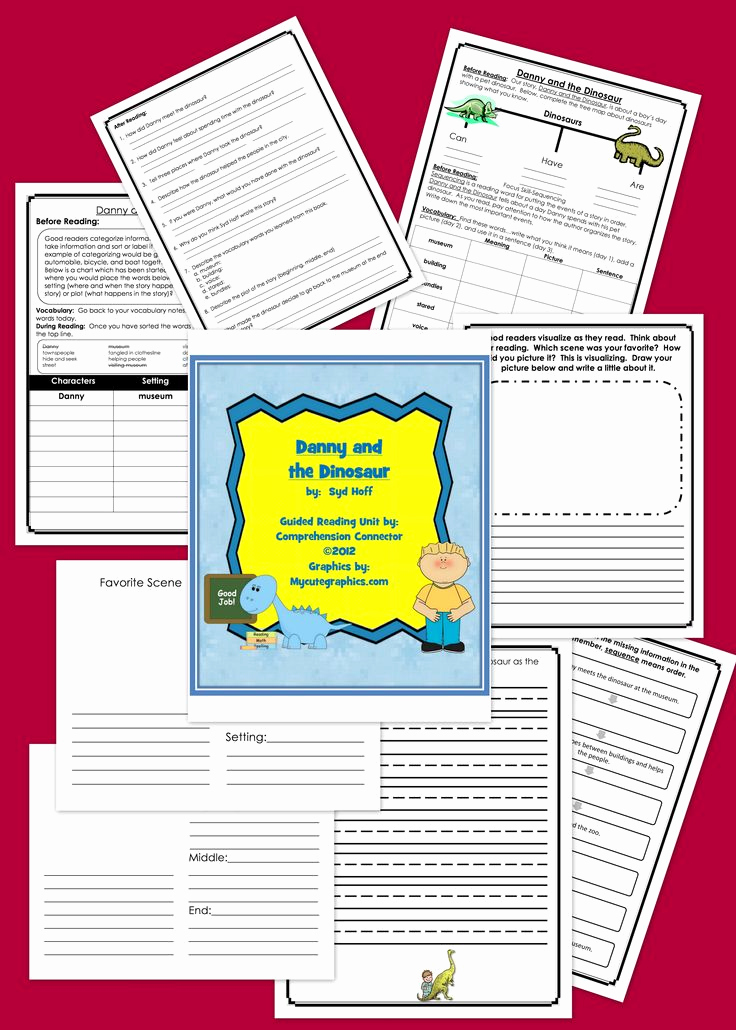 Story Elements Worksheets 2nd Grade Luxury This Unit Includes before During after Activities for