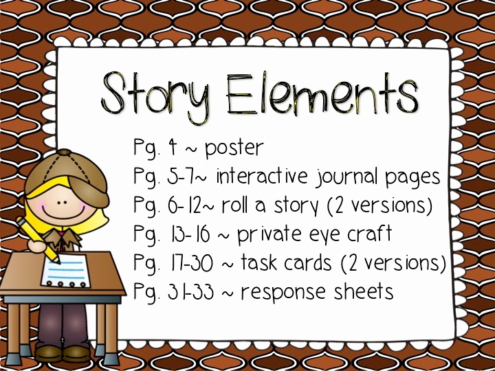 Story Elements Worksheets 2nd Grade New 2nd Grade Reading Prehension Story Elements 1000