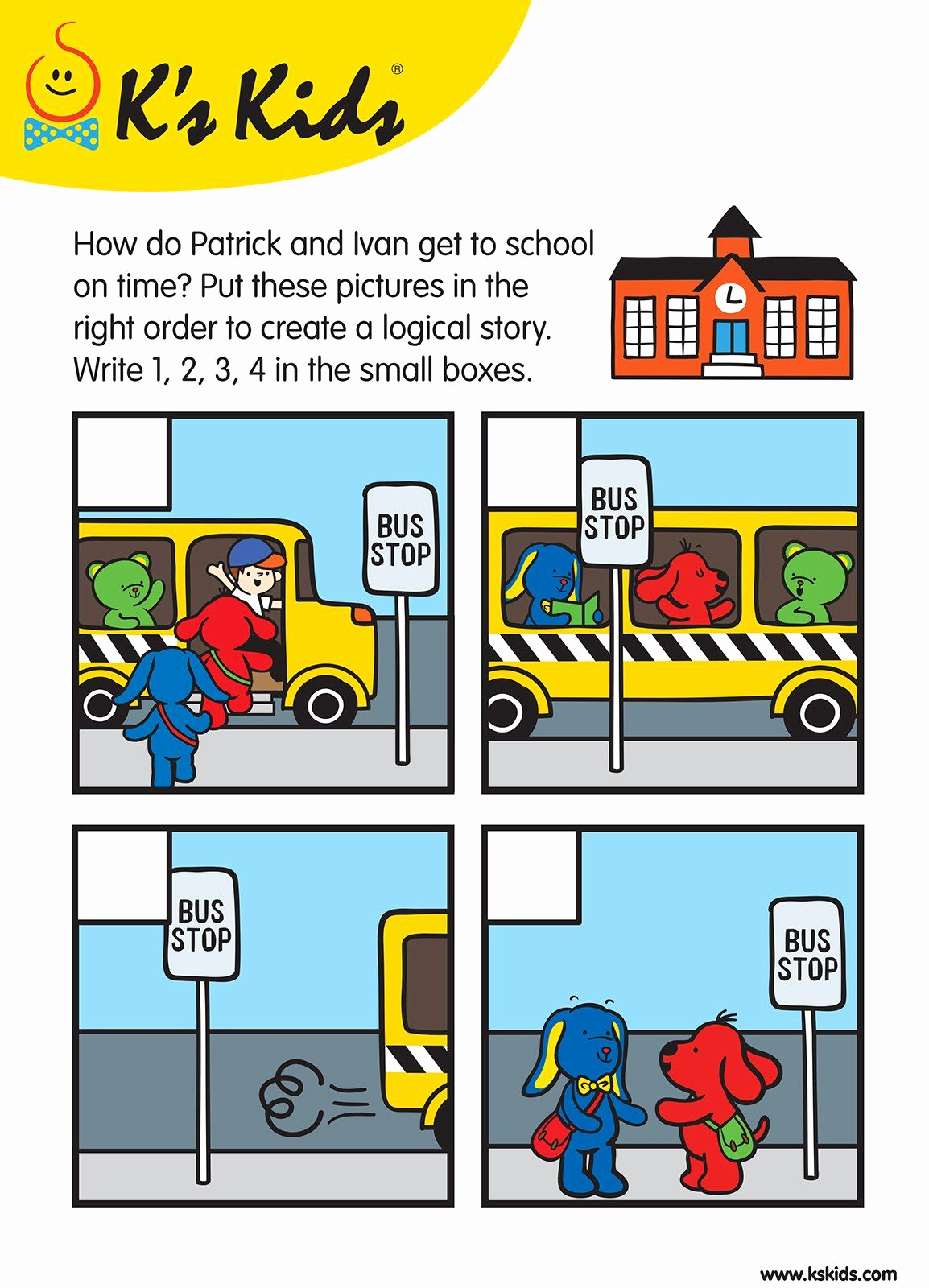 Story Sequence Pictures Worksheets Best Of Level 3 Story Sequence
