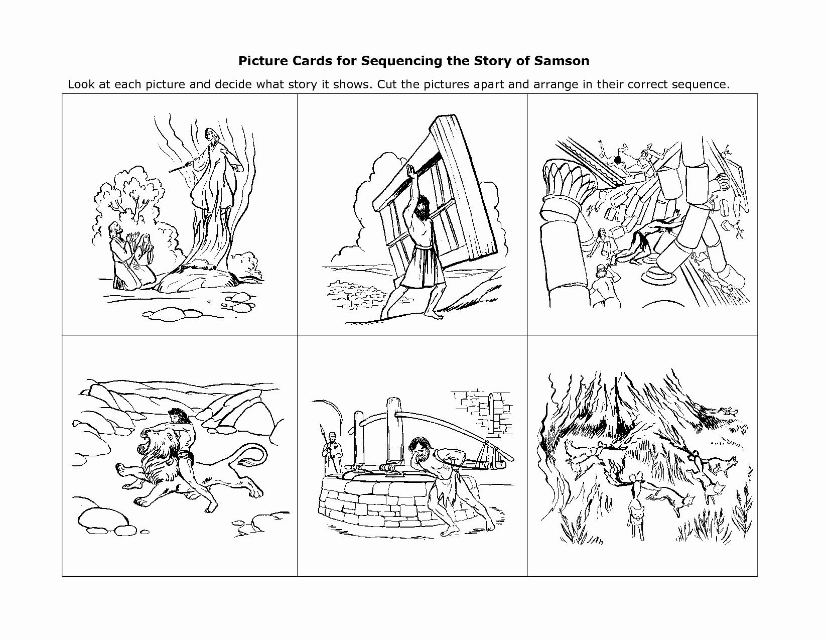 Story Sequencing Worksheets for Kindergarten Beautiful 15 Best Of Sequence events Kindergarten
