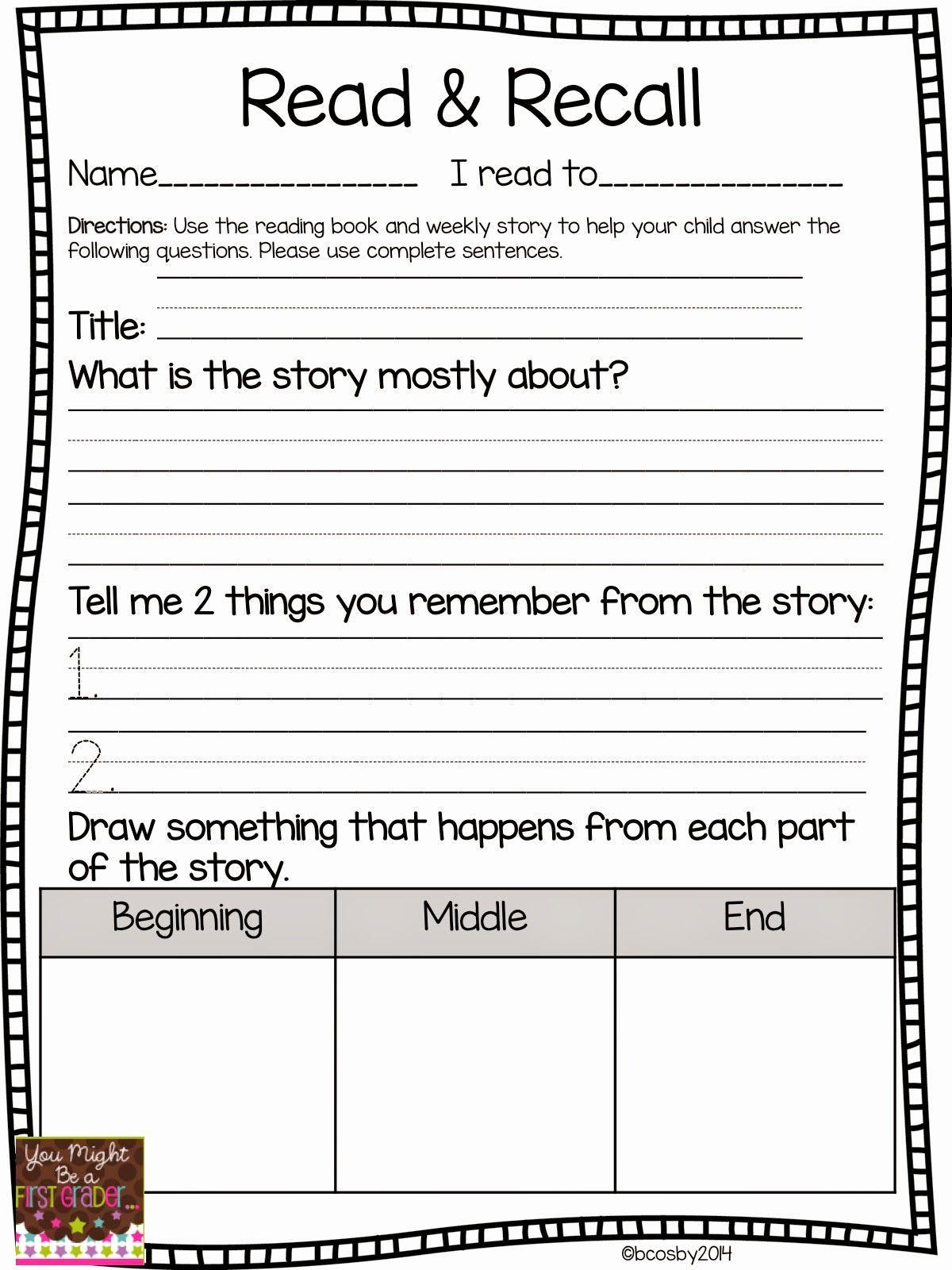 Summary Worksheets 2nd Grade Best Of 20 Positional Words Preschool Worksheets