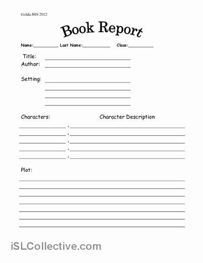 Summary Worksheets Middle School Awesome 17 Best Of Book Review Worksheet Middle School