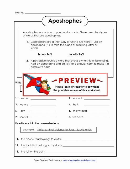 Super Teacher Worksheets Idioms Best Of Super Teacher Worksheets Idioms Apostrophes Super Teacher