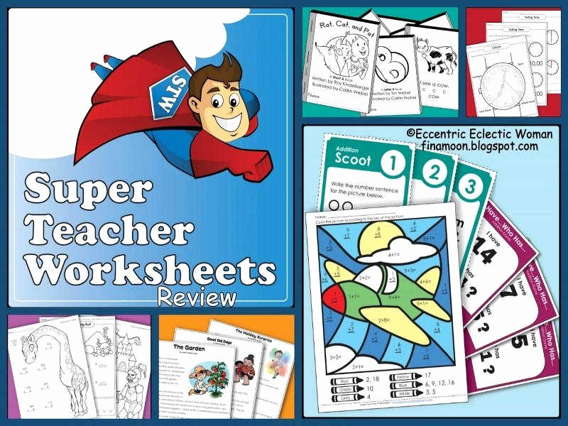 Super Teachers Worksheets Login Fresh Super Teacher Worksheets Login and Password