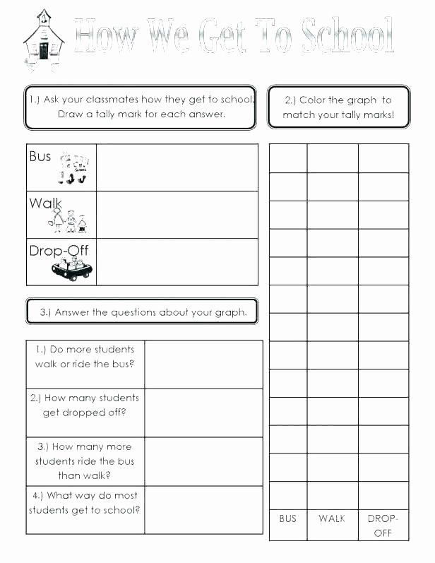Tally Mark Worksheets for Kindergarten Unique Kindergarten Tally Mark Worksheets Tally Mark