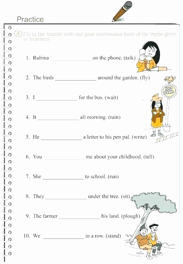 Tenses Worksheets for Grade 6 Elegant Tenses Worksheets for Grade 6 Past Tense Worksheets for