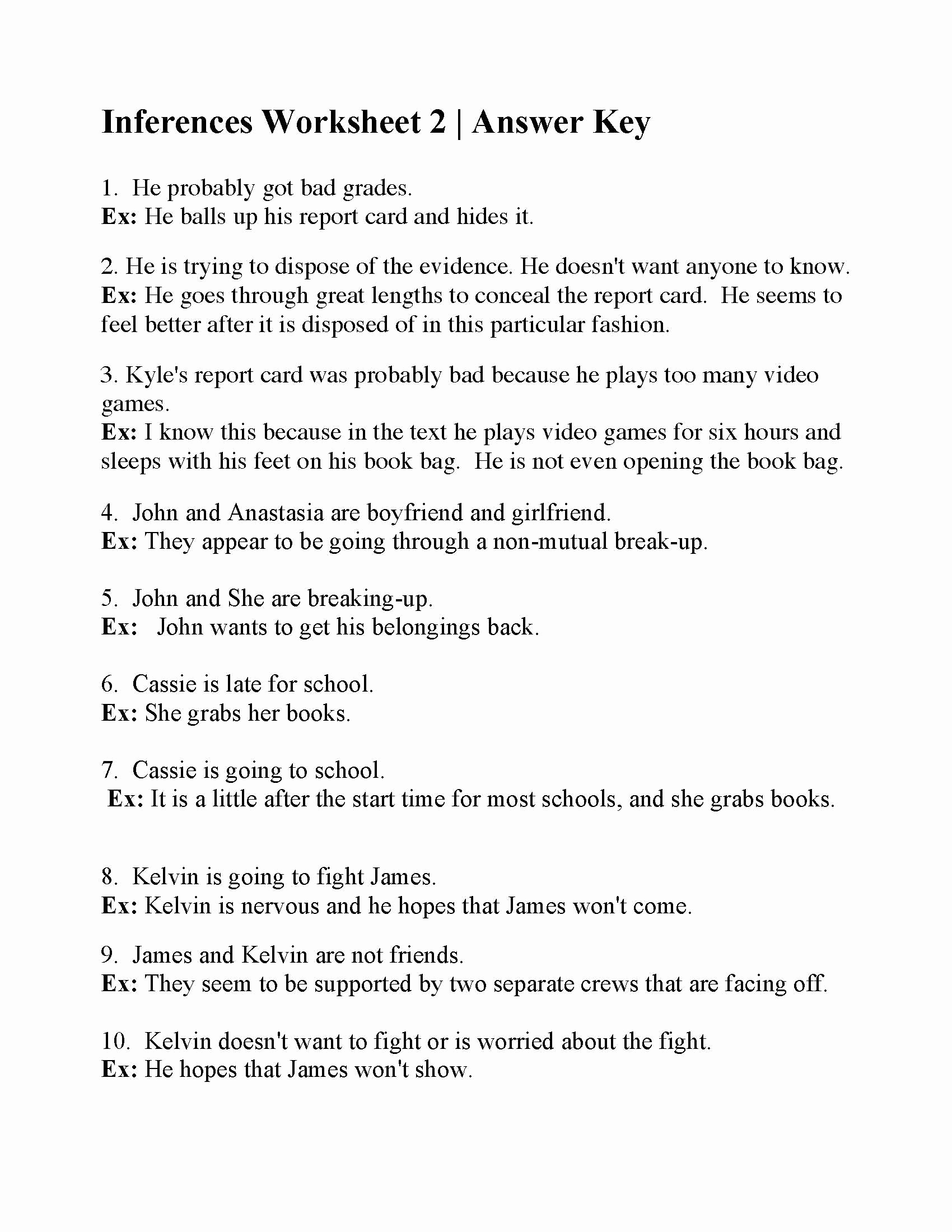 Text Evidence Worksheets 3rd Grade Best Of 20 Text Evidence Worksheet 3rd Grade