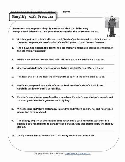 Third Grade Editing Worksheets Best Of 20 Editing Worksheet 3rd Grade