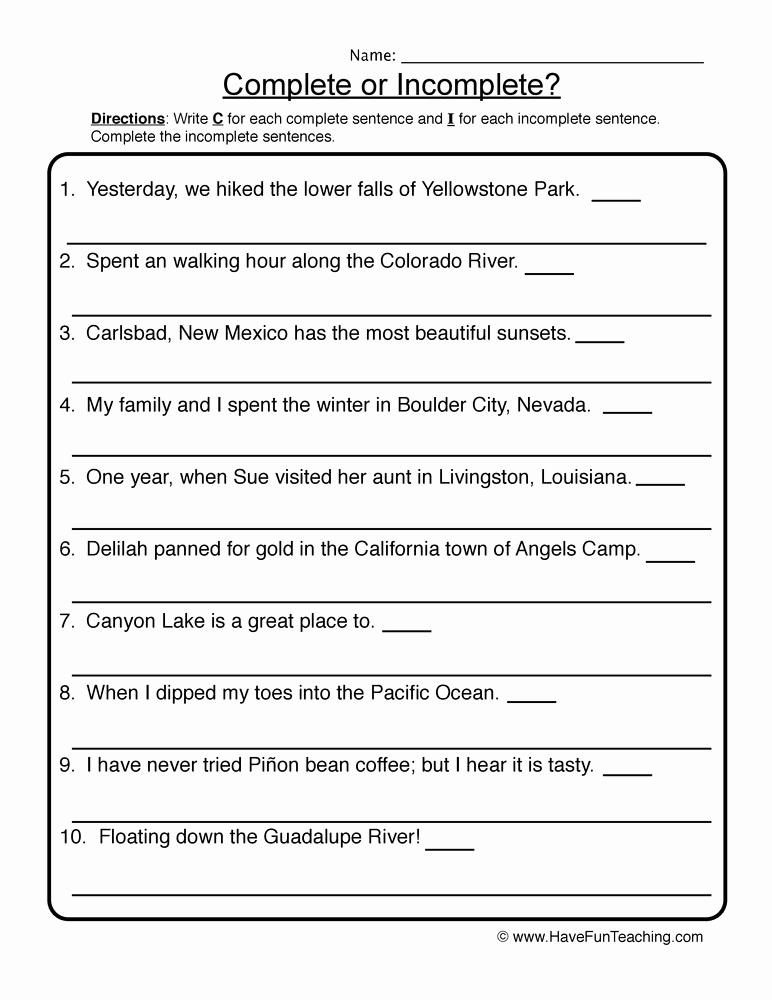 Third Grade Editing Worksheets New 20 Editing Worksheet 3rd Grade