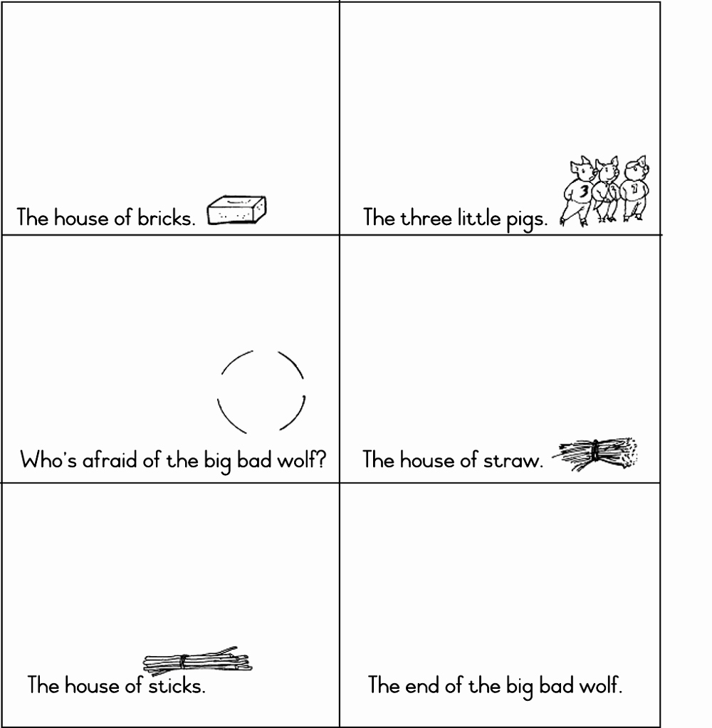Three Little Pigs Worksheets Best Of Three Little Pigs Worksheets Activity