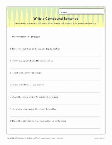 Topic Sentence Worksheets 5th Grade Beautiful 20 topic Sentence Worksheets 5th Grade