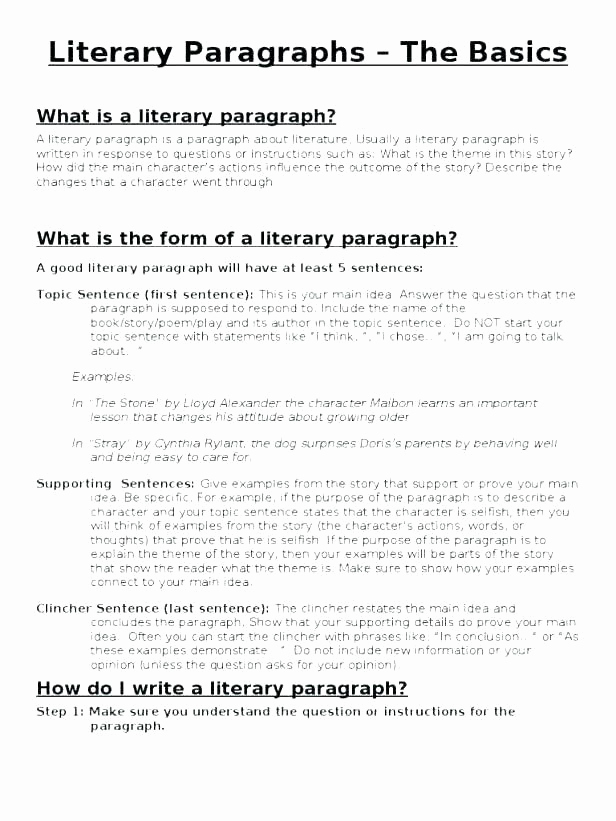 Topic Sentence Worksheets 5th Grade Luxury topic Sentence Worksheets 5th Grade Main Idea A
