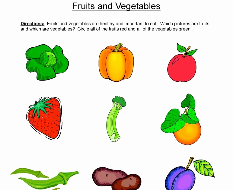 Vegetable Worksheets for Preschool Unique Teaching Preschooler Preschool Ve Ables Worksheet for