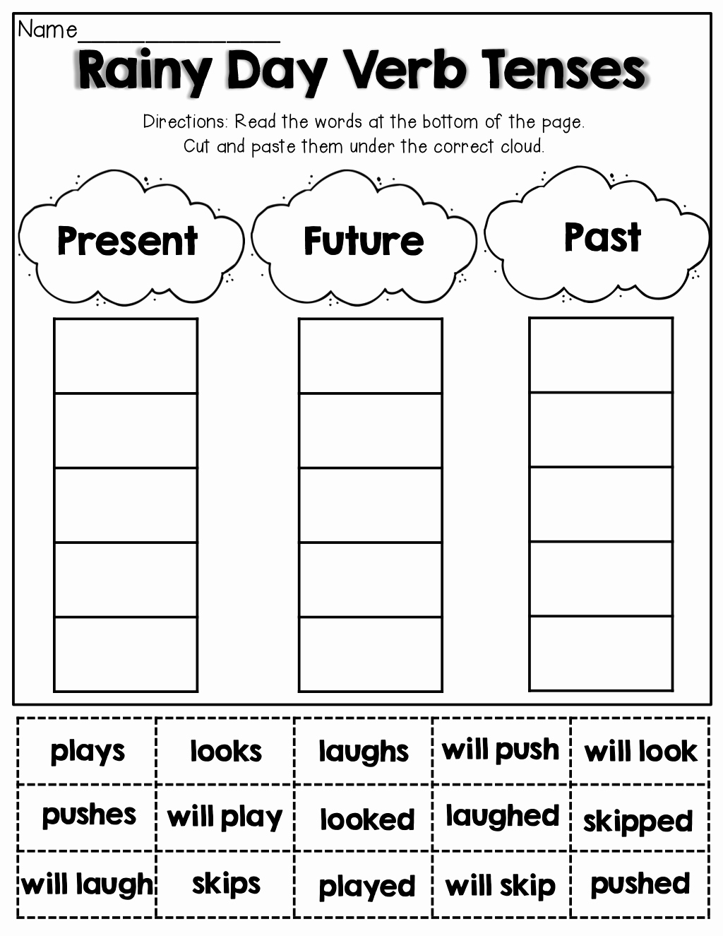 Verbs Worksheets First Grade New 82 Info Verb Examples 1st Grade Pdf Doc Download Verb