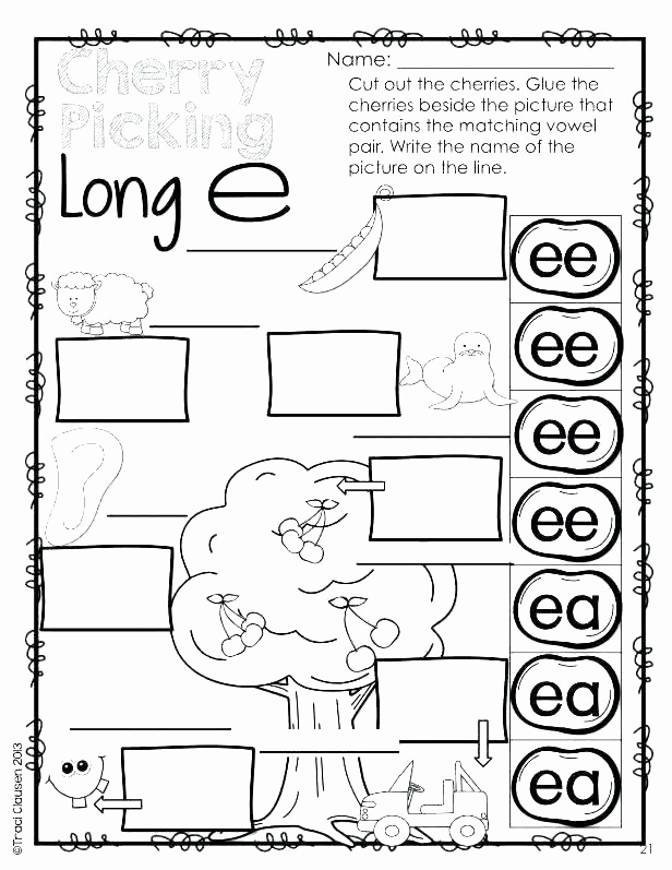 Vowel Consonant E Worksheets Luxury 25 Vowel Consonant E Worksheets