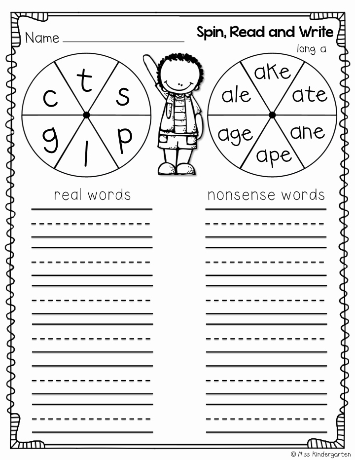 Vowel Consonant E Worksheets New 18 Best Of Cvce Long E Words Worksheets Magic E