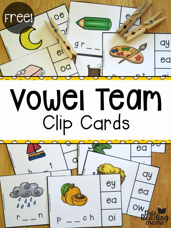 Vowel Team Ea Worksheets Elegant Long Vowel Teams Worksheets Write the Word Pages This