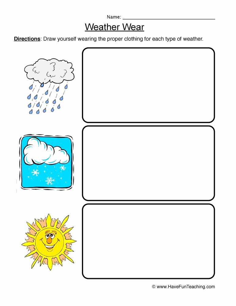 Weather tools Worksheet Awesome Weather tools Worksheet Weather Worksheet New 901 Weather