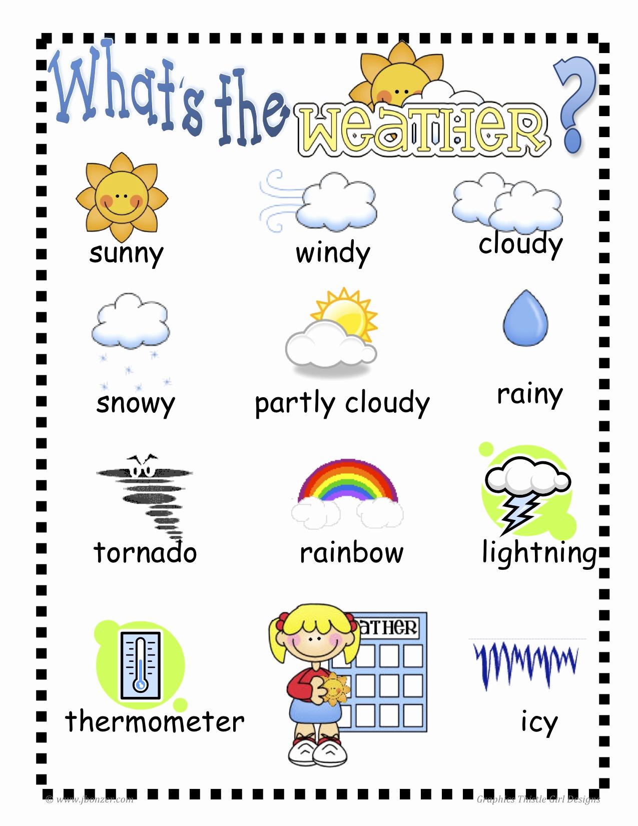 Weather tools Worksheet Beautiful Weather Worksheet New 798 Weather Instruments Printable