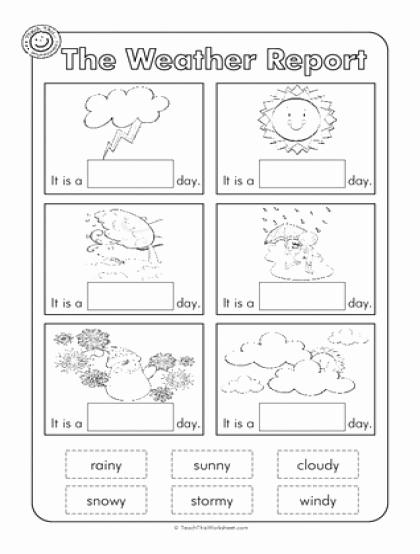 Weather tools Worksheet Lovely Weather Instruments Worksheet