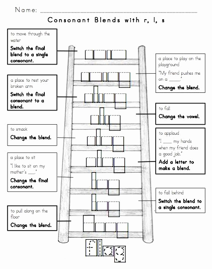 Word Ladder Worksheets Awesome Free Word Ladder Worksheets Use with Students In the