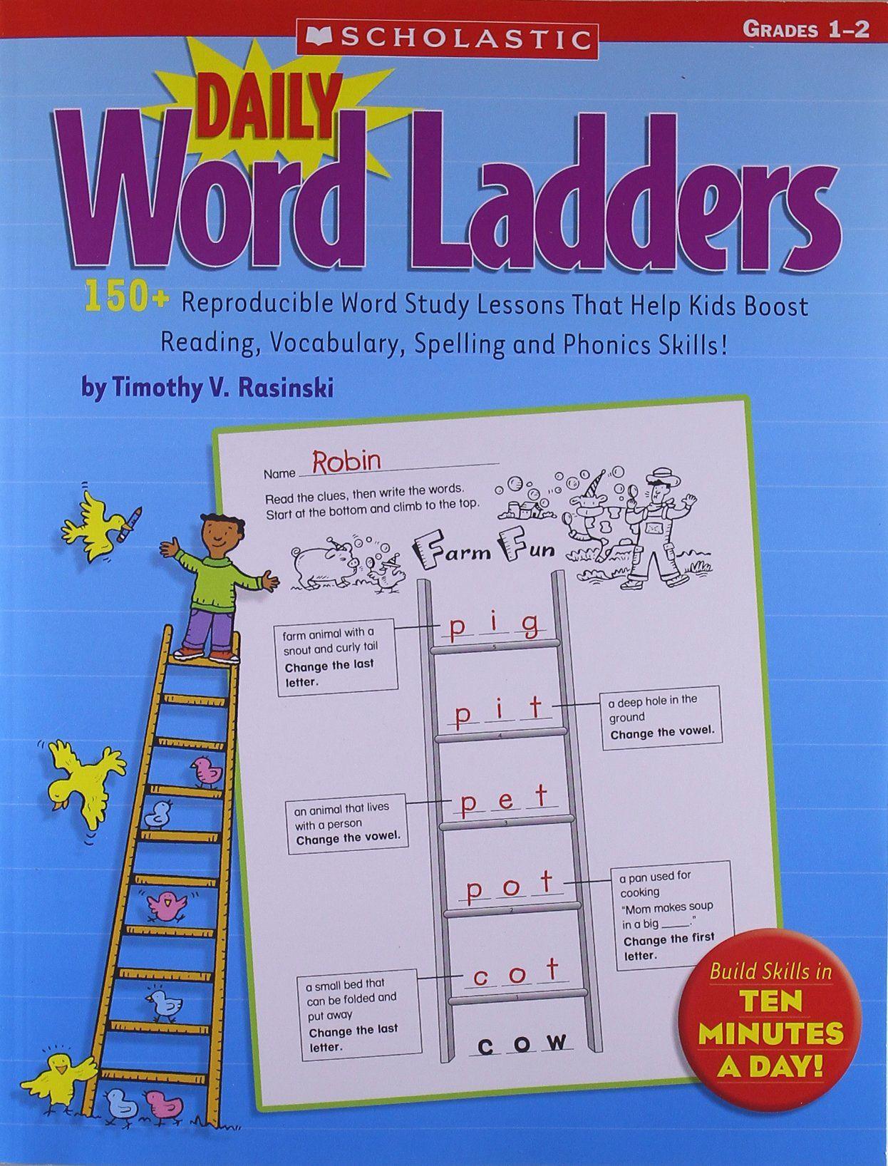 Word Ladder Worksheets Fresh Word Ladder Worksheets for Middle School