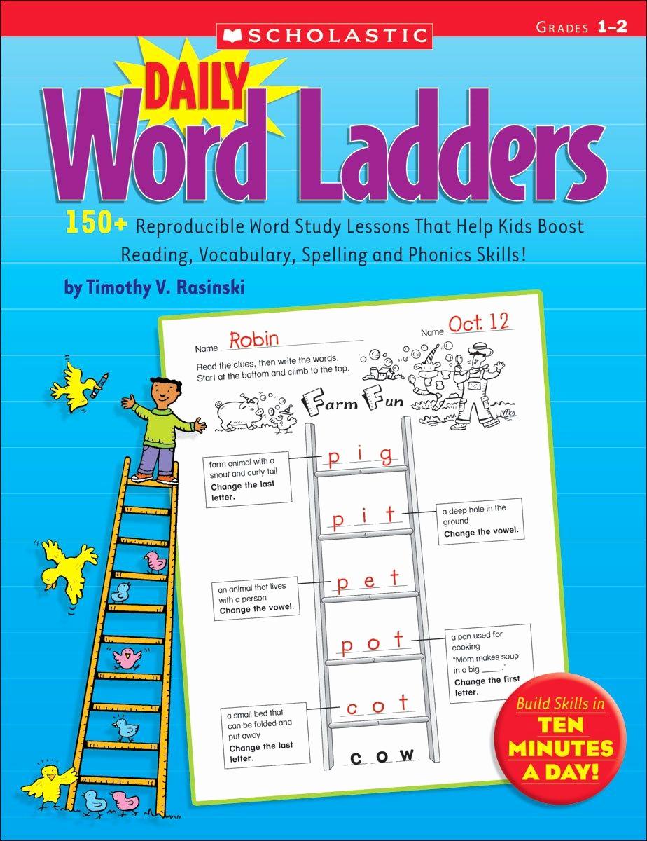 Word Ladder Worksheets Inspirational Imse orton Gillingham
