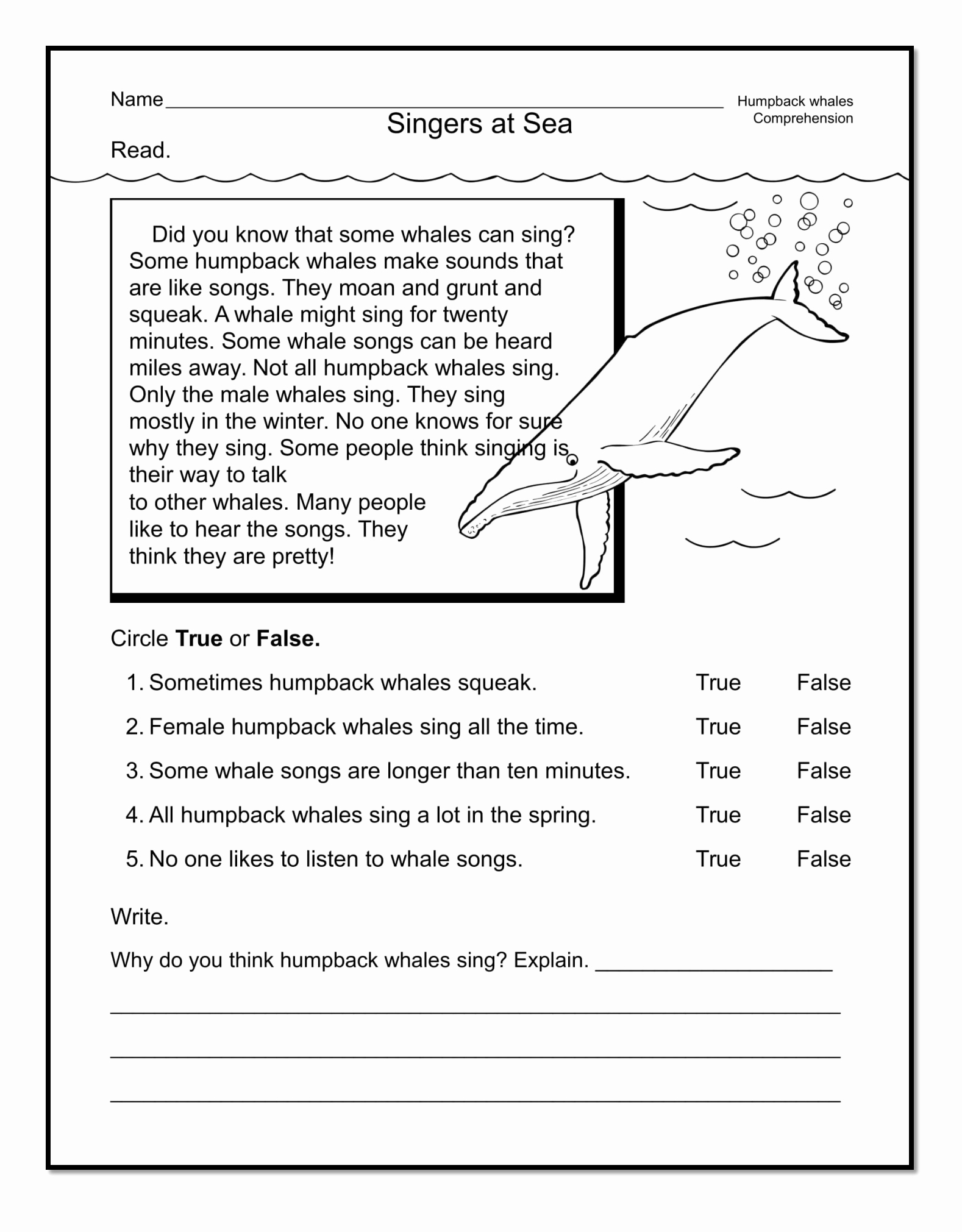 Worksheets for First Grade Writing Luxury 12 Good Examples 1st Grade Worksheets Free Download