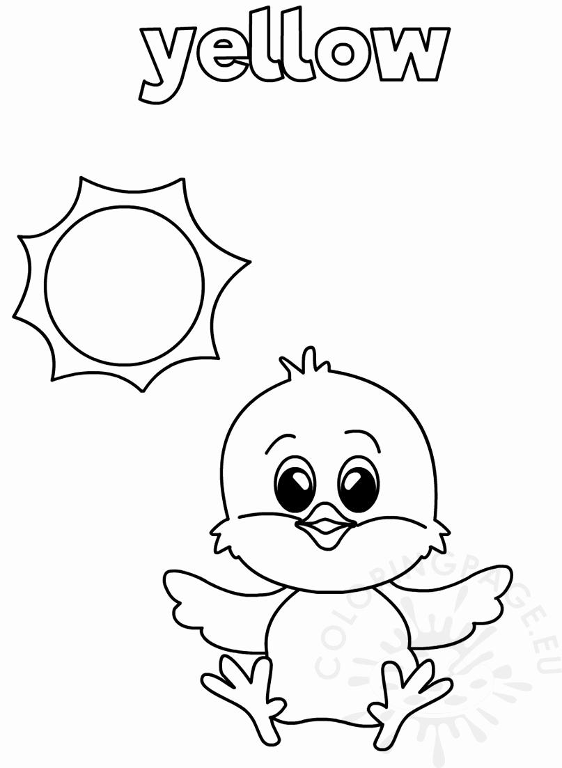 Yellow Worksheets for Preschool Inspirational Preschool Worksheet Gallery Color Yellow Worksheets Preschool